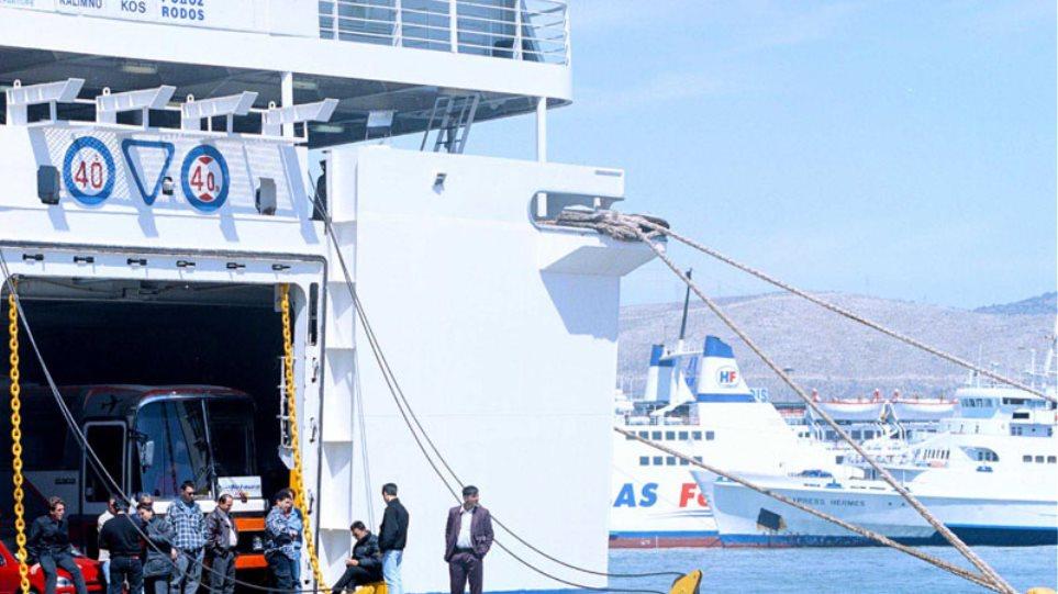 Διαφωνία ναυτικών - ακτοπλόων για τις ατομικές συμβάσεις εργασίας