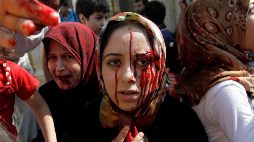 Φονική έκρηξη στη μεθόριο Τουρκίας - Συρίας