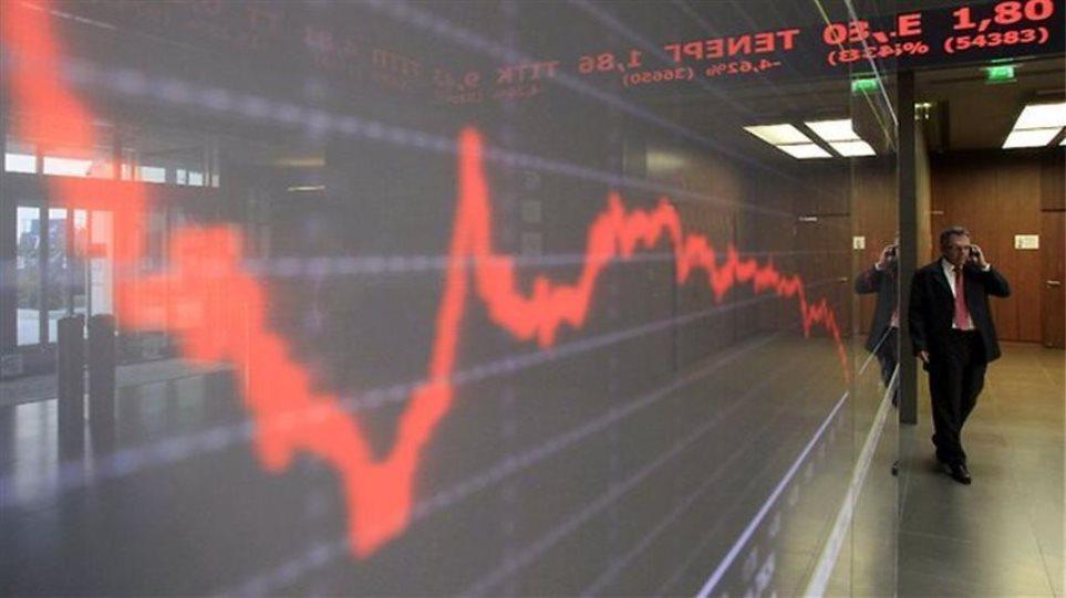 Με πτώση 0,50% έκλεισε το Χρηματιστήριο