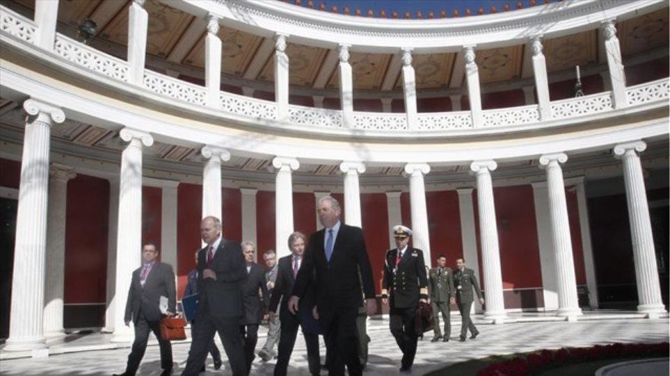 Ζάππειο: Ξεκίνησαν οι εργασίες της άτυπης συνόδου των υπουργών Άμυνας