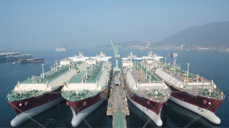 ELSTAT: 2.3% decrease in the strength of the Greek merchant fleet in December