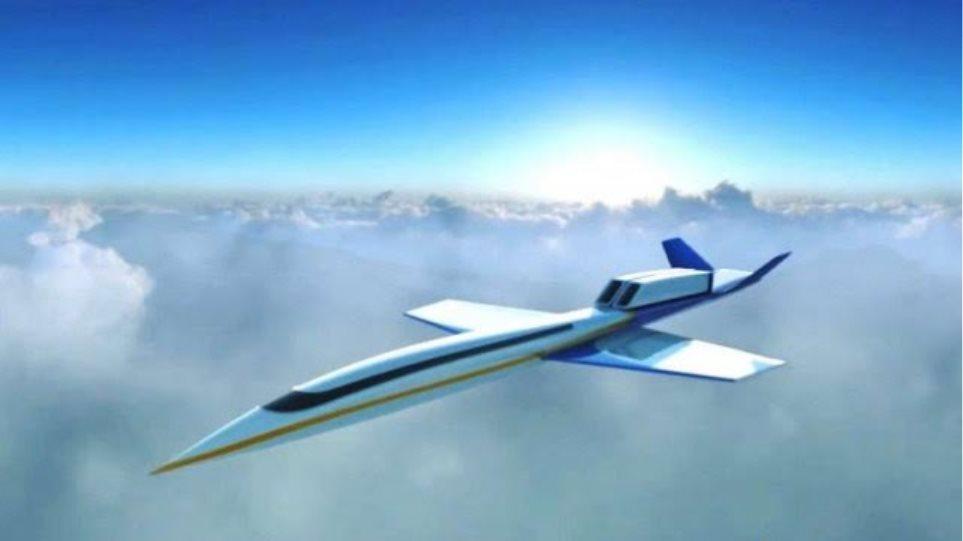 Ετοιμάζεται το πρώτο υπερηχητικό αεροπλάνο χωρίς... παράθυρα!