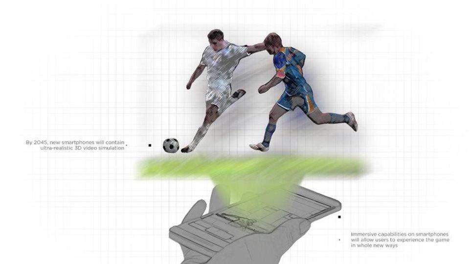 HTC: Το ποδόσφαιρο του μέλλοντος μέσα από την ανάπτυξη της τεχνολογίας