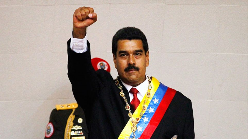 Guardian: Οι ταραχές στη Βενεζουέλα μπορούν να ενισχύσουν τον Μαδούρο