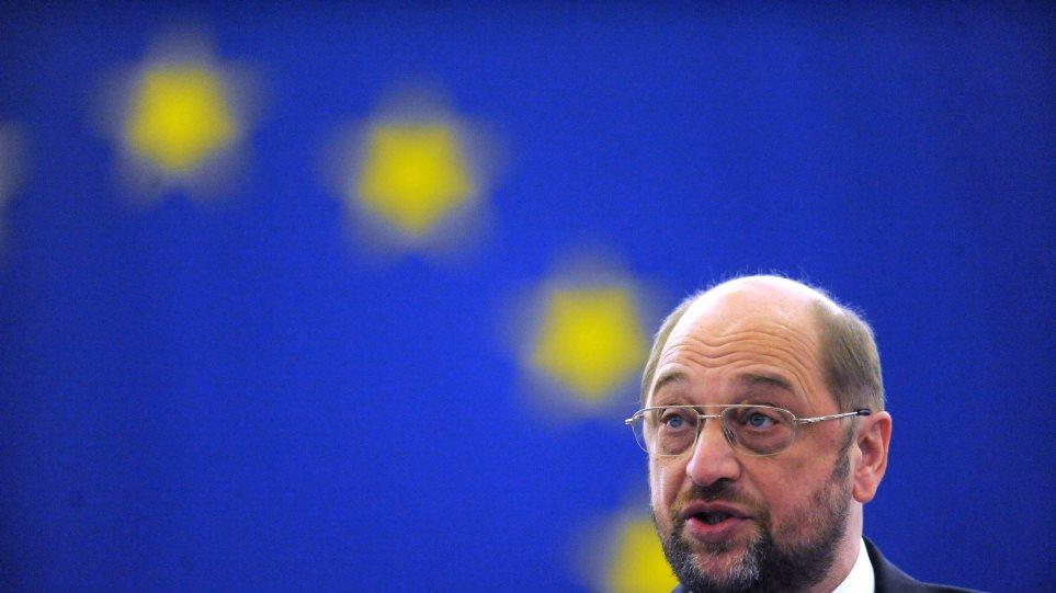 Σουλτς: Η Ε.Ε. έχει χάσει τον προσανατολισμό της