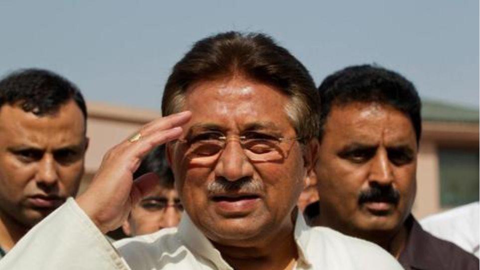 Πακιστάν: Δεν θα περάσει στρατοδικείο ο Μουσάραφ