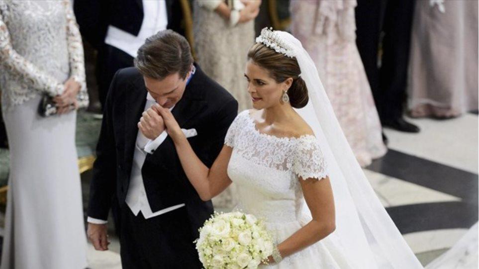 Κοριτσάκι γέννησε η πριγκίπισσα Μαντλίν της Σουηδίας