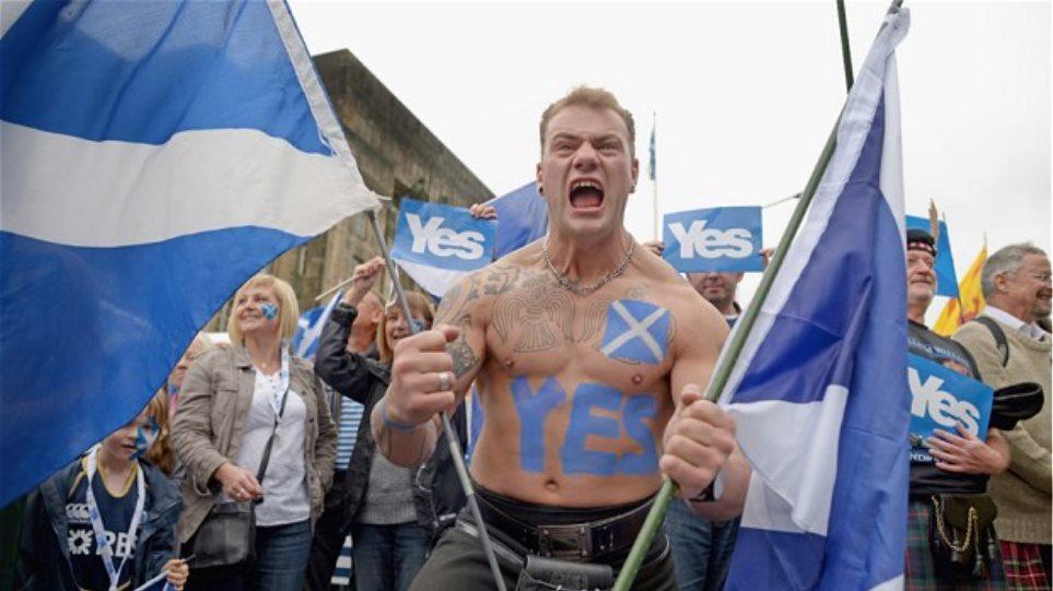 Σκωτία: Επιμένουν για ανεξαρτησία