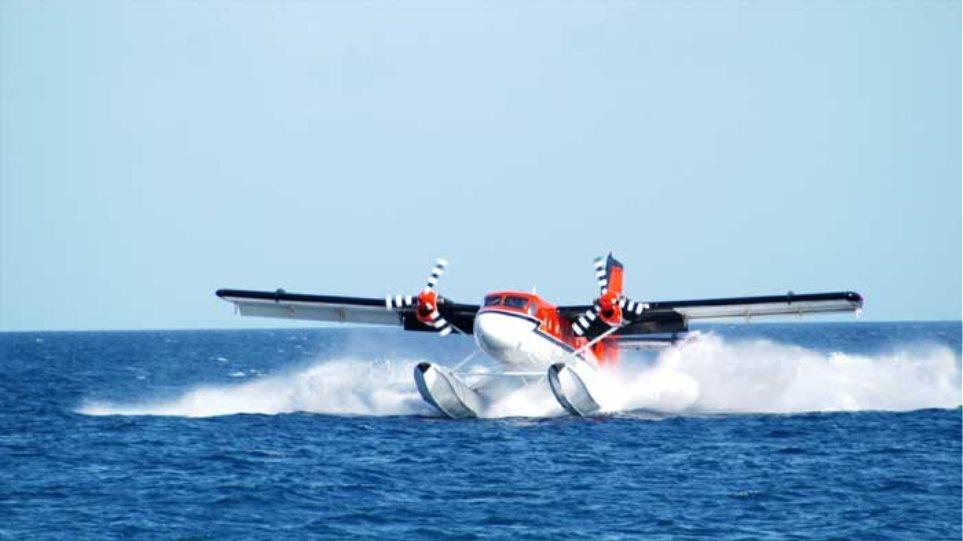 Βεγορίτιδα: Πρώτες πτήσεις στο υδατοδρόμιο το καλοκαίρι