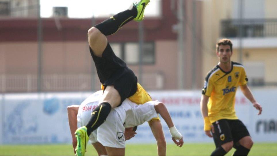 Ιστορική νίκη για τη Θυέλλα Ραφήνας (1-0) επί της ΑΕΚ