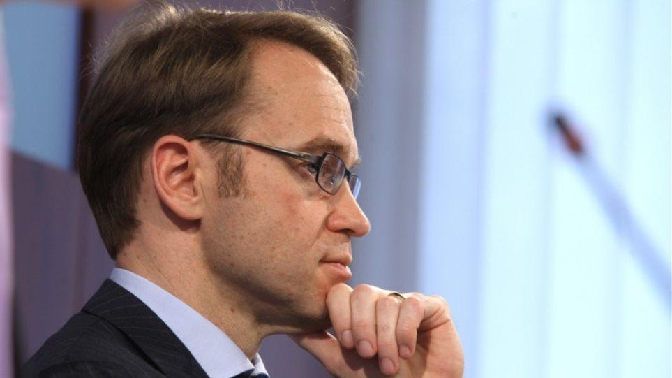 Βάιντμαν: Επιφυλακτικός για το αν μπορούν να συντονιστούν οι κεντρικές τράπεζες