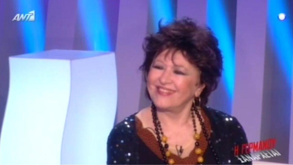 Μάρθα Καραγιάννη: Δεν ήθελα να μου λένε ότι είμαι όμορφη