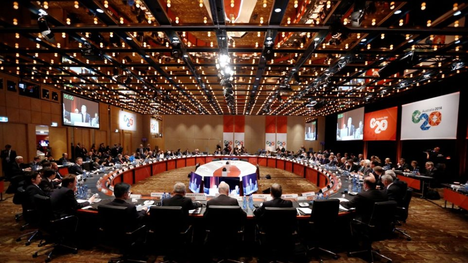 G20: Στόχος η αύξηση του ρυθμού ανάπτυξης