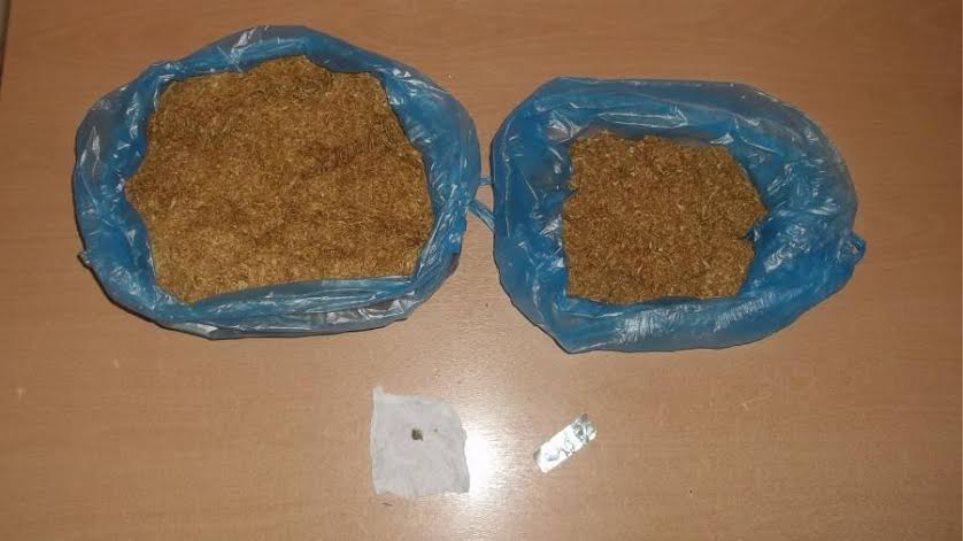 Λουτράκι: Για ναρκωτικά ερευνούσαν, λαθραίο καπνό βρήκαν!