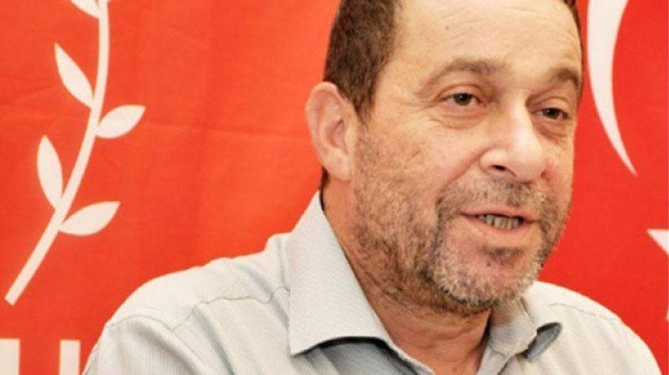 Ντεκτάς: Αποτέλεσμα έξωθεν πιέσεων η κινητικότητα στο Κυπριακό