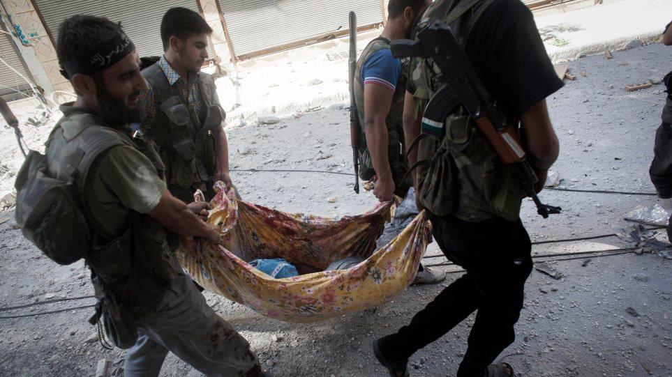 Συρία: Τουλάχιστον 15 νεκροί και 65 τραυματίες από βομβιστική επίθεση σε νοσοκομείο