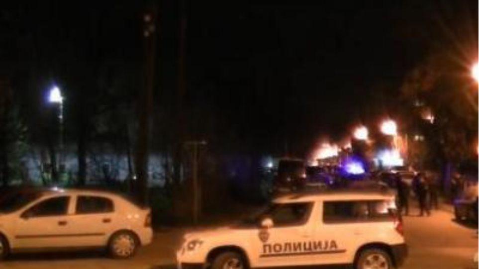 Σκόπια: Έκρηξη βόμβας στα κεντρικά γραφεία του μεγαλύτερου κόμματος της αντιπολίτευσης