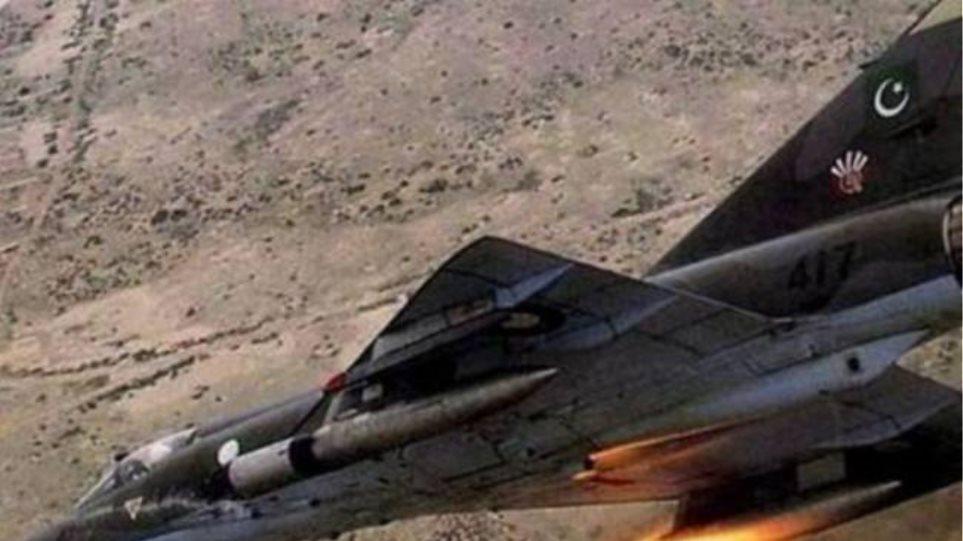 Πακιστάν: Τουλάχιστον 38 νεκροί σε αεροπορικές επιδρομές