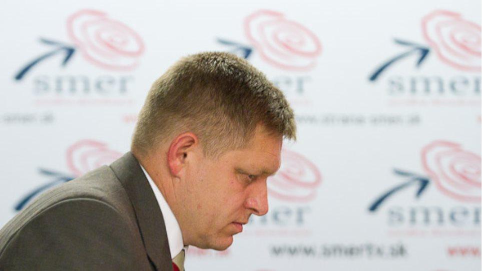 Τραυματίστηκε ο Σλοβάκος πρωθυπουργός ενώ έπαιζε ποδόσφαιρο