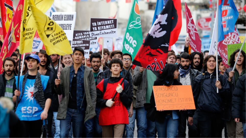 Η Τουρκία «κρυφακούει» 2.500 ανθρώπους, κυρίως ξένους