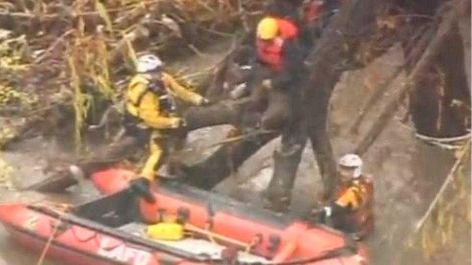 Καλιφόρνια: Πλημμύρες μετά την καταστροφική ξηρασία