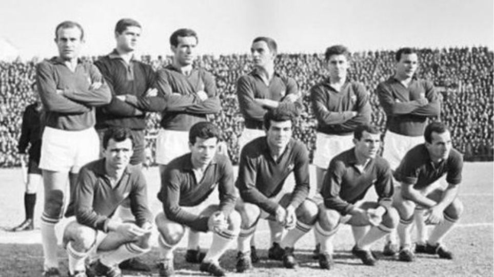 ΠΑΟ: Θα τιμήσει τους αήττητους του 1963-1964