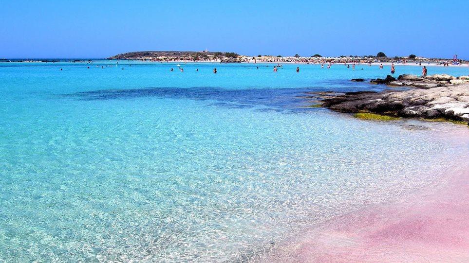 Ποια ελληνική παραλία βρίσκεται ανάμεσα στις καλύτερες του κόσμου;