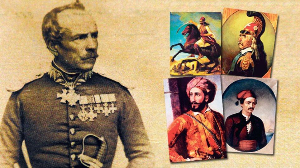 Ο εθνικός ζωγράφος της επανάστασης του 1821 ήταν Βαυαρός!