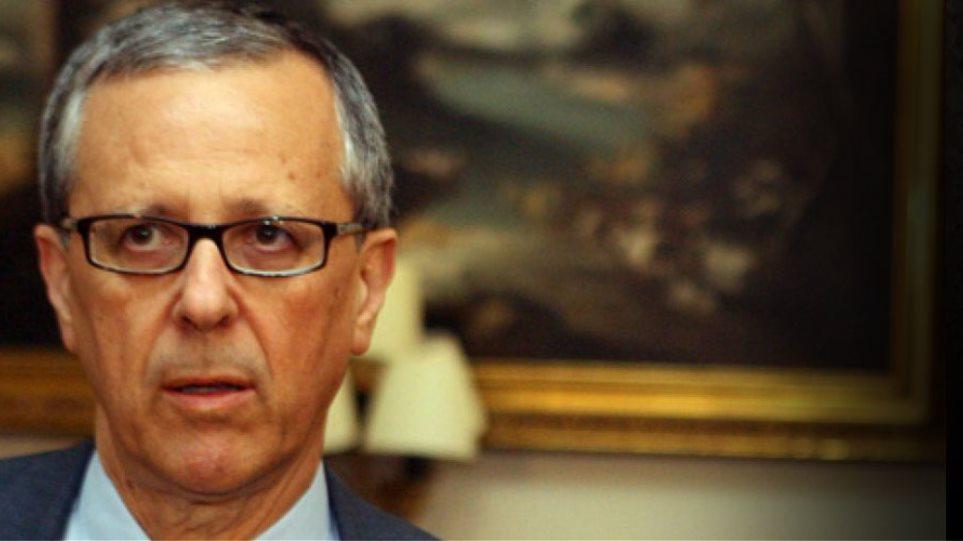 Υπό παραίτηση ο Π. Μπαλτάκος μετά το βίντεο-υποκλοπή της ΧΑ