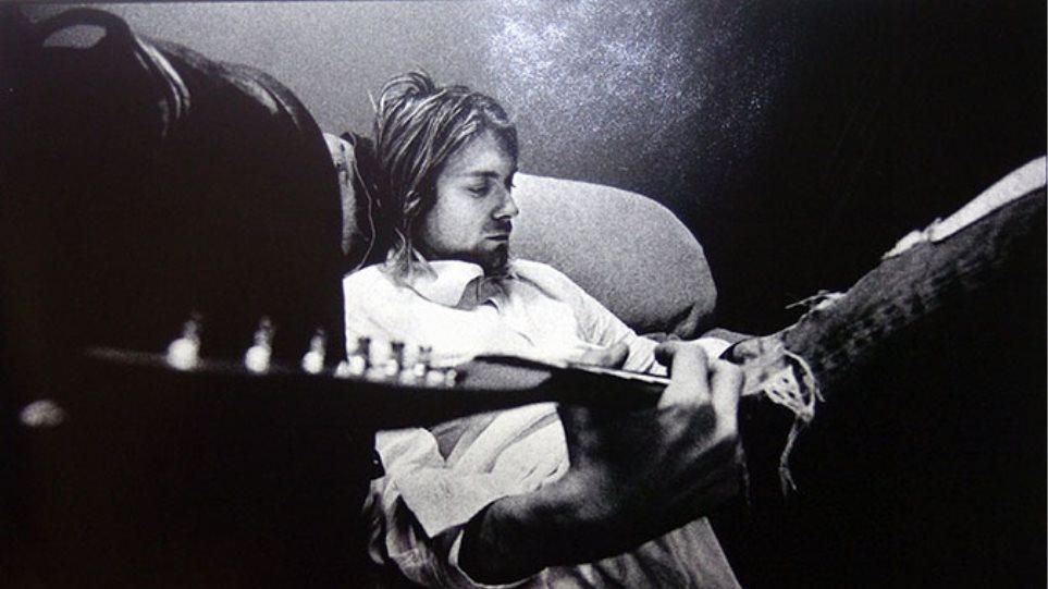 Ποιος ήταν ο θρυλικός Kurt Cobain των Nirvana