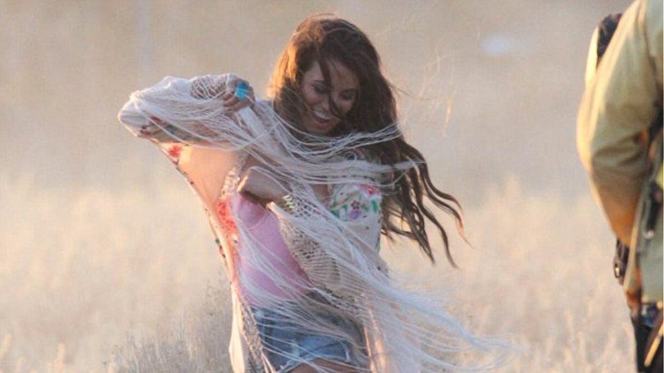 Το σέξι «ατύχημα» της Lea Michele