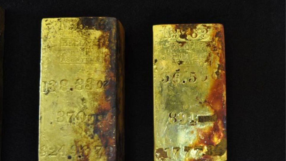 «Χρυσωρυχείο» αξίας 336 εκατ. δολαρίων σε ναυάγιο 200 ετών