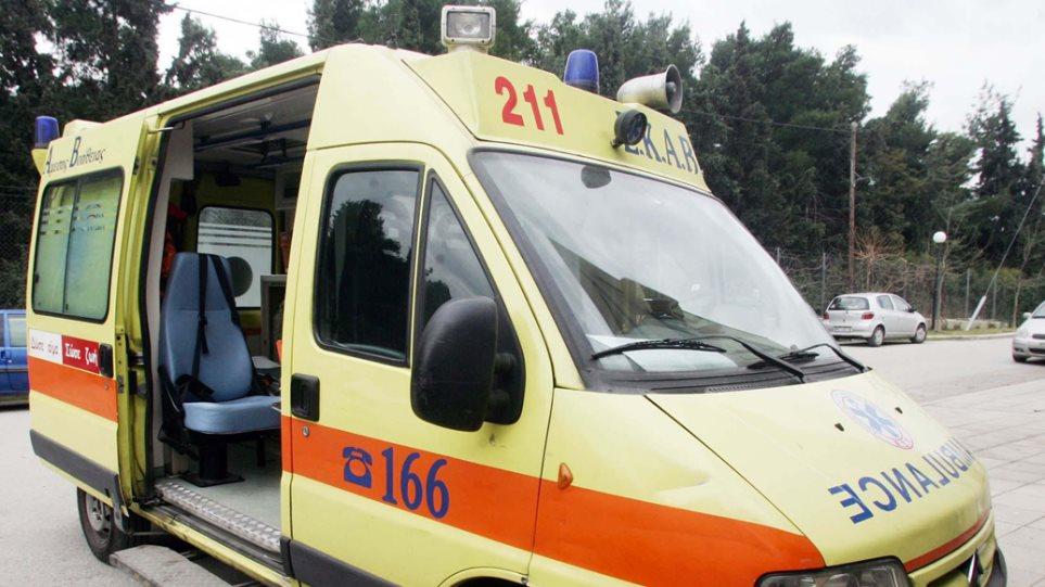 Κρήτη: Τραγικός θάνατος εργάτη - Έκοψε το πόδι του με αλυσοπρίονο!