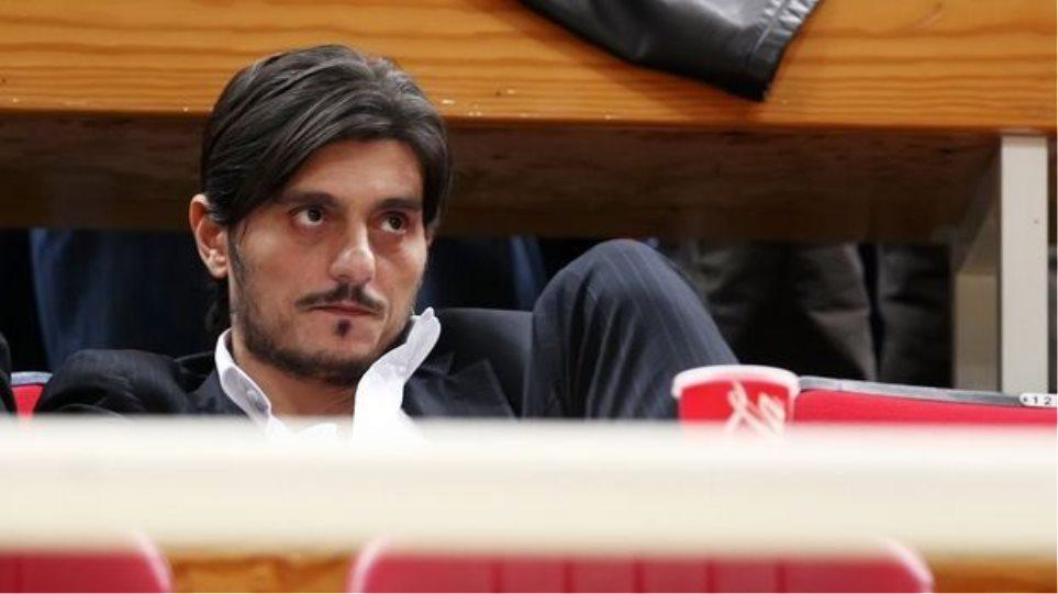 Τρεις μήνες εκτός γηπέδων ο Γιαννακόπουλος