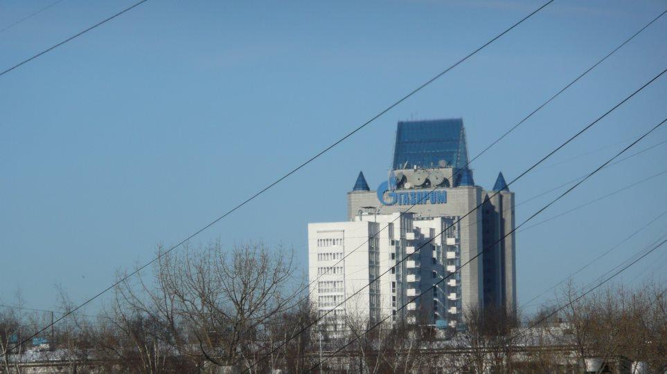 Θα προπληρώνει το φυσικό αέριο η Ουκρανία στη Gazprom