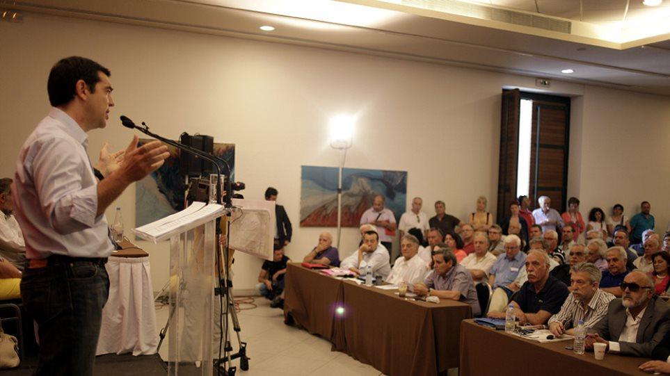Πασόκοι και Δημαρίτες διχάζουν τον ΣΥΡΙΖΑ