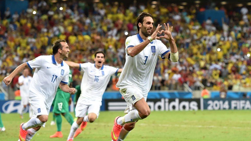 Ολλανδία και Ελλάδα σώζουν την ποδοσφαιρική τιμή της Ευρώπης