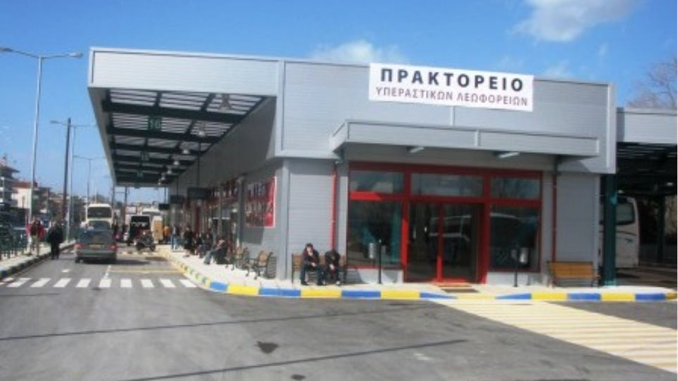 Χαλκιδική: Τοξικομανής άρπαζε τις κερματοθήκες από υπεραστικά λεωφορεία