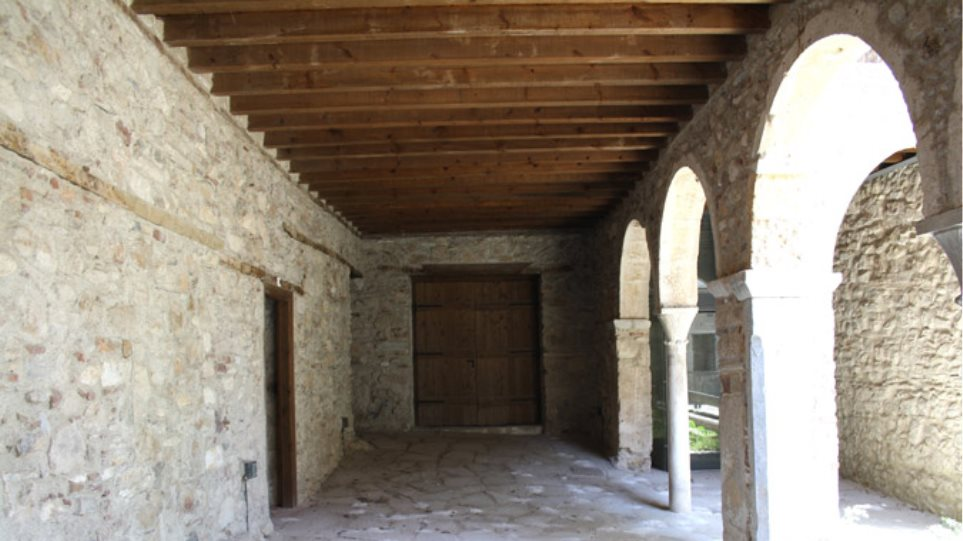 Το σπίτι της Αγίας Φιλοθέης
