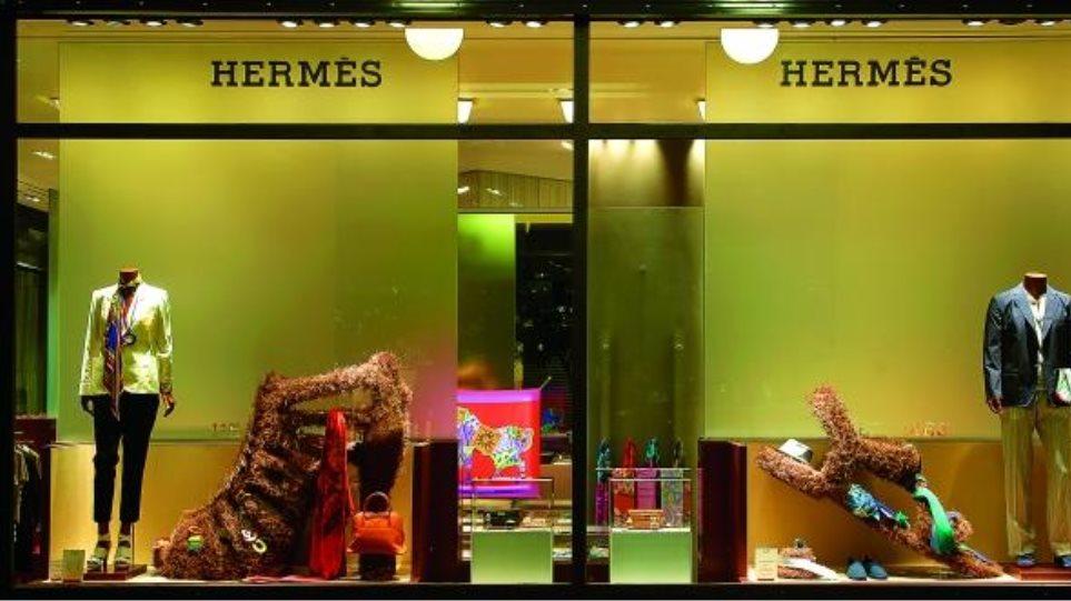 9473657c87 Τι πουλάνε στην Ελλάδα Hermès