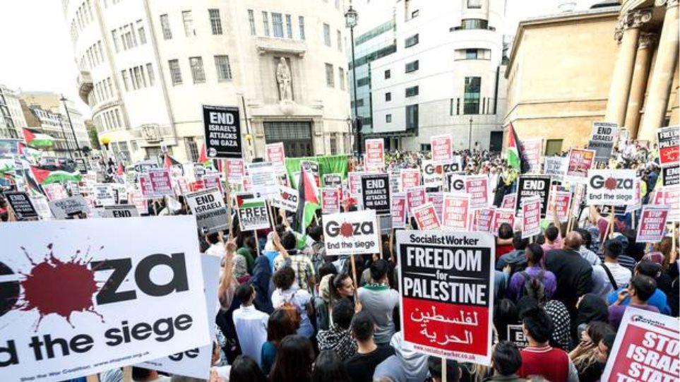 «Ντροπή σου BBC»: Αντιδράσεις για την κάλυψη του δικτύου στη Γάζα