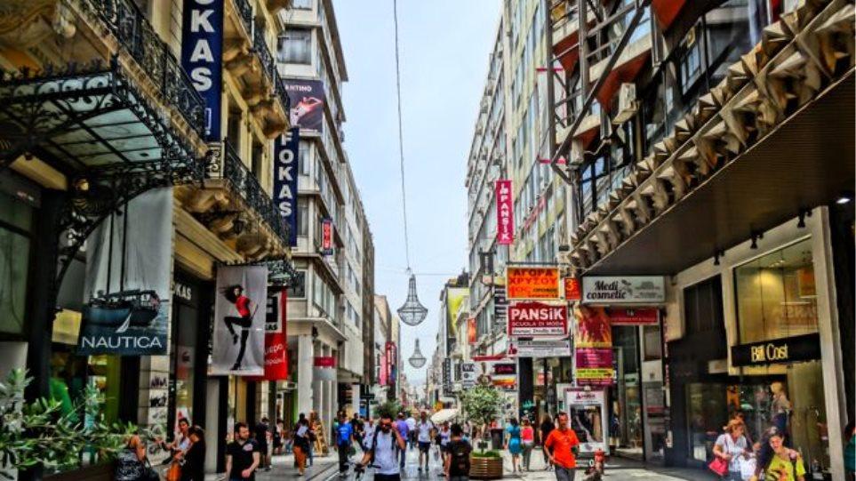 a884fd981a2 Δείτε τα «χρυσά» ενοίκια που πληρώνουν γνωστές φίρμες στους δρόμους της  Αθήνας