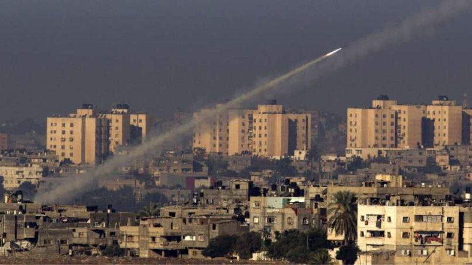 Γάζα: Tρεις ρουκέτες εκτοξεύτηκαν κατά του Ισραήλ, παρά την κατάπαυση του πυρός