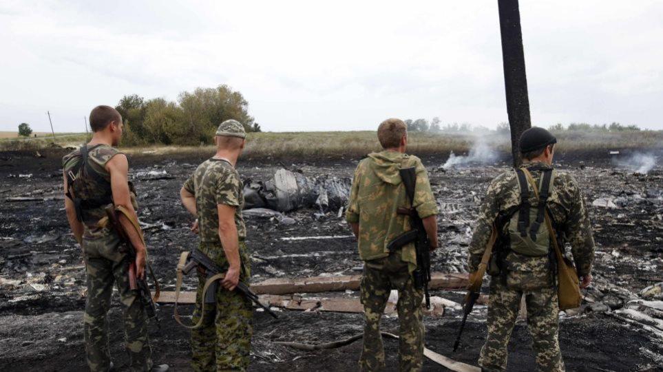 ΗΠΑ: Φιλορώσοι αυτονομιστές έριξαν το αεροπλάνο