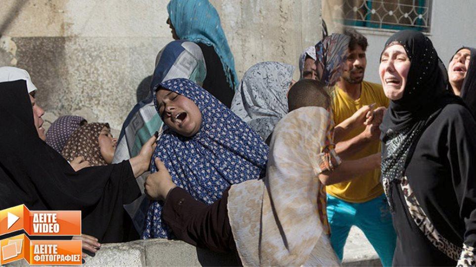 Νετανιάχου: Δε θέλουμε να σκοτώσουμε αμάχους, αλλά…
