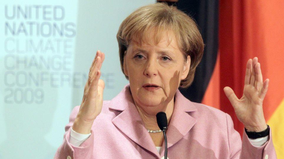 Μέρκελ: Θα εξαντλήσω τη θητεία μου