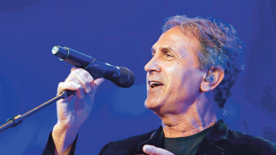 Αύριο η συναυλία του Γιώργου Νταλάρα στην Χαλκίδα
