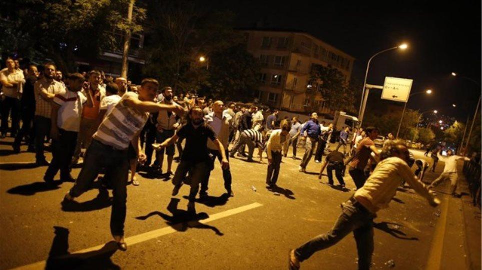 Τουρκία: Επεισόδια με αφορμή την ισραηλινή επίθεση στη Γάζα