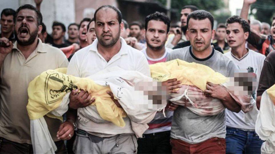 Γάζα: Άμαχοι, γυναίκες και παιδιά το 80% των θυμάτων