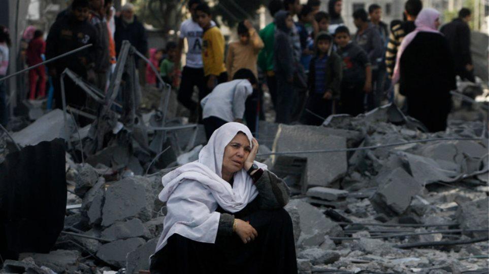 Εκατόμβη νεκρών η Γάζα - 339 τα θύματα